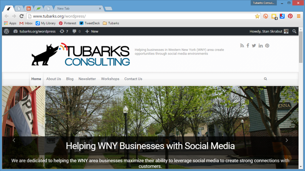 Tubarks Consulting Browser